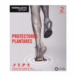 Farmalastic Sport protectores plantares 2 Uds.
