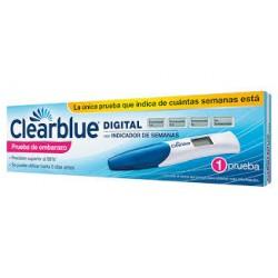 Clearblue digital prueba de embarazo