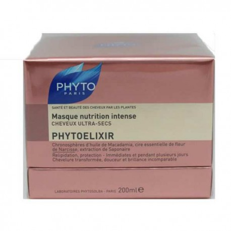 Phytoelixir Mascarilla Nutritiva Intensa 200ml Cabellos Ultra Secos
