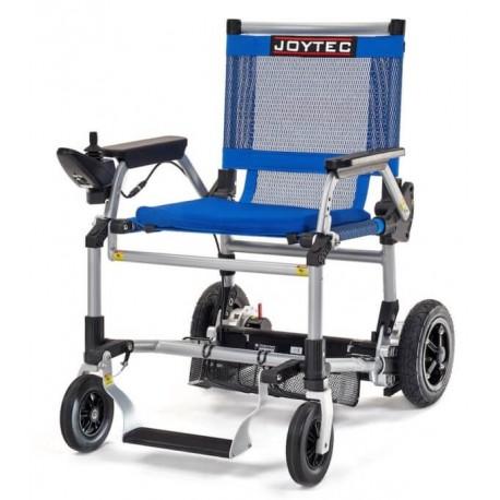 Silla de ruedas eléctrica con joystick