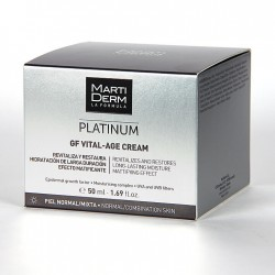 Martiderm GF Vital-Age N Platinum Crema piel normal y mixta 50 ml