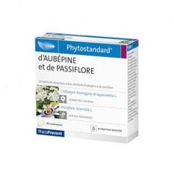Pileje Phytoestandard  Espino blanco y parsiflora 30 comprimidos