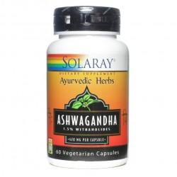 Solaray Ashwagandha 60 caps