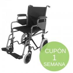 Alquiler de silla de ruedas en Oviedo