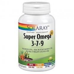 Solaray Super Omega 3-7-9 120caps