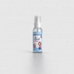 Spray hidroalcohólico kidsclean