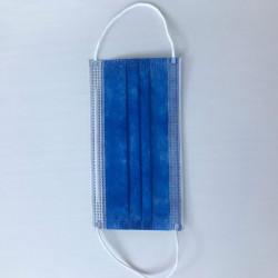 Mascarilla higiénica  azul oscuro (10 unidades)