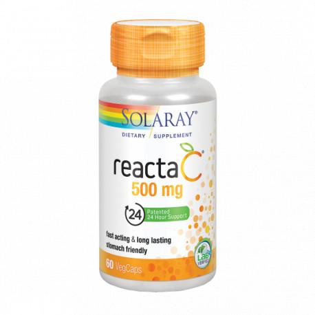 Solaray Reacta-C 500mg