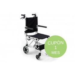 Alquiler silla de ruedas en Oviedo