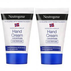 Neutrogena crema de manos clasica Duplo