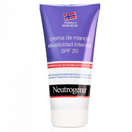 Neutrogena crema de manos elasticidad intensa