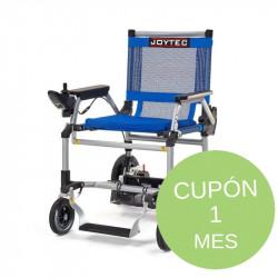 Alquiler silla de ruedas Joytec semana