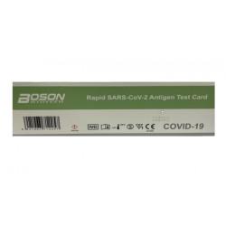 Boson Biotech Test Antígenos COVID-19 SARS-COV-2 Autodiagnóstico 1 unidad
