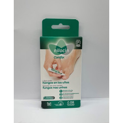 Nilocin ComforSil lápiz para Hongos en las uñas